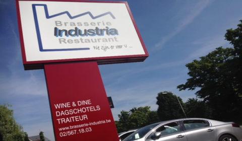 brasserie Restaurant Industria Asse Kobbegem